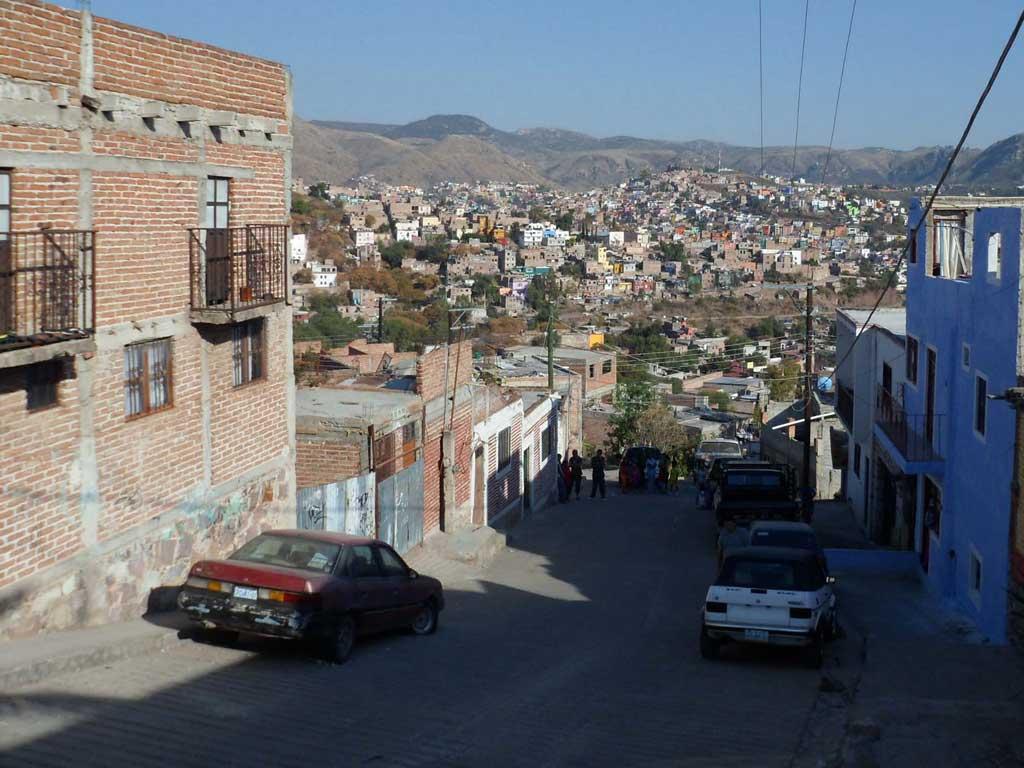 """Colonia """"La Venada"""" in Guanajuato (Photo: Periodico Correo)"""