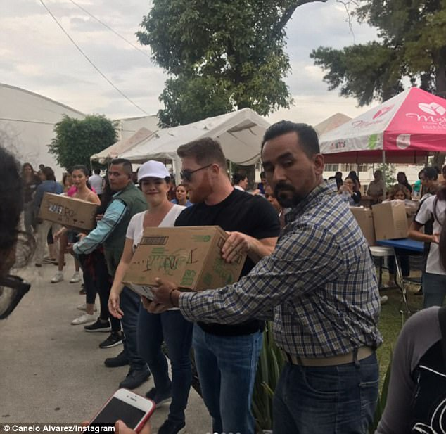 Mexican_fighter_Canelo_donated_1million_and_helped_relief_efforts