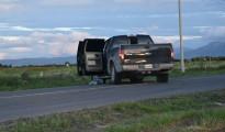 Head of local criminal group gunned down by police near San Luis de la Paz (Photo: AM)