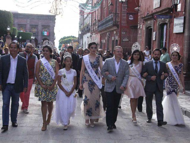 Comienzan Fiestas Patrias en San Miguel de Allende (Photo: Periodico Correo)