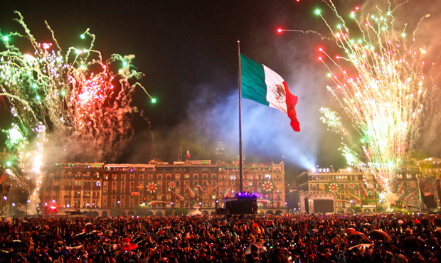 Grito de Independencia en CDMX (Photo: Google)