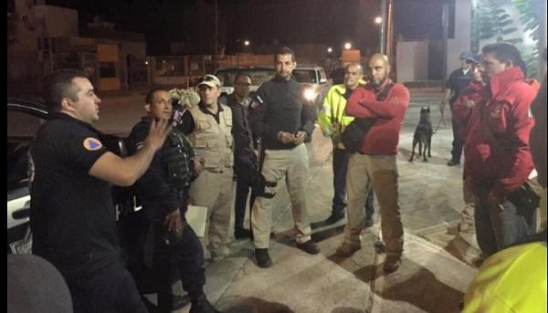 Guanajuato sends aid to Mexico City