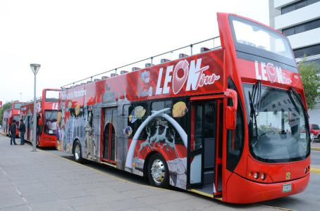 Tourist bus to be launched in León from September (Photo: El Financiero)