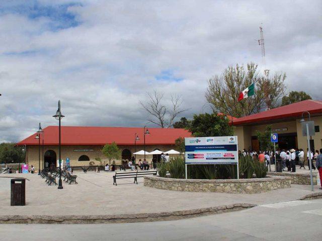 plaza estacion