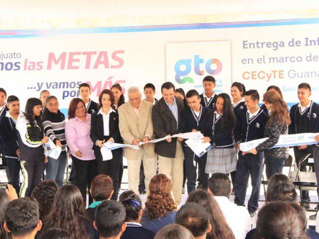 State government delivers to schools for $ 50.8 million (Periodico Correo)
