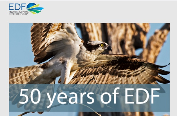 50 years of EDF