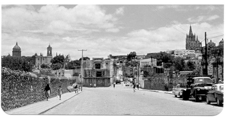 Ancha de San Antonio street in SMA (Photo: Atencion San Miguel)