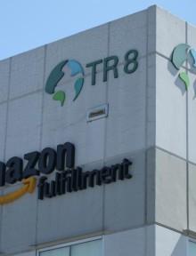 A view of the Amazon fulfillment center in Mexico City, Mexico, September 12, 2017. REUTERS/Edgard Garrido
