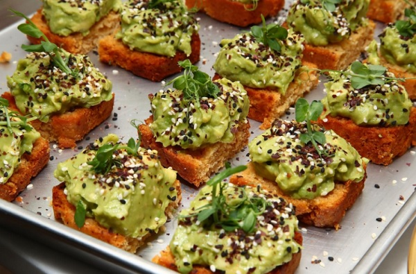 Avocados are high in potassium, which could lead to healthier arteries and heart health. ASTRID STAWIARZ/GETTY IMAGES FOR CBD FOR LIFE