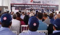 Bonatti invests US $ 4 million in its San Miguel de Allende plant. (Special)