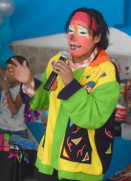 clown boy