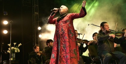 The International Cervantino Festival concludes this year with an attendance of 350 thousand people (Photo: Sin Embargo)