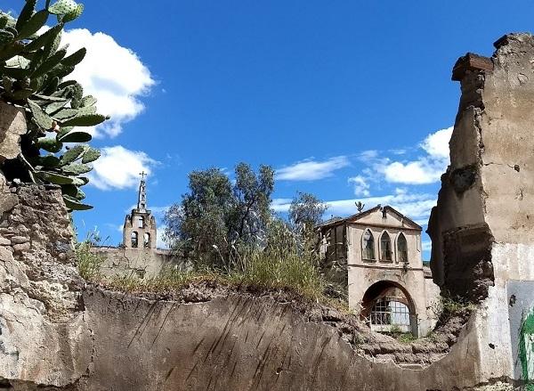 ruin hacienda