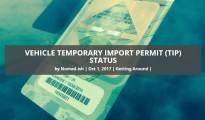 vehicle permit