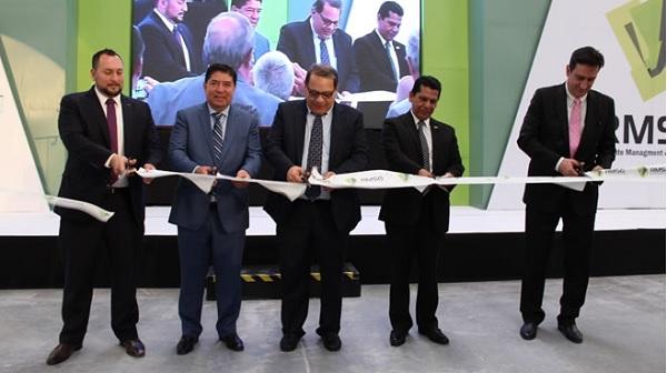 New Industrial area anaugurated in Villagrán, Guanajuato (Photo: notus.com.mx)