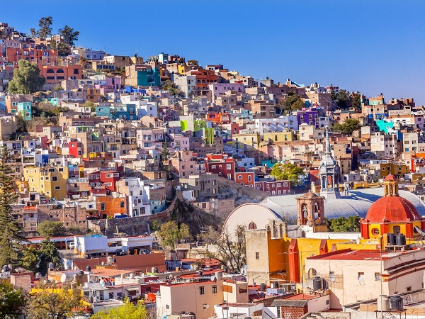 Today, Guanajuato boasts stunning legacies of baroque architecture.  (Lonely Planet)