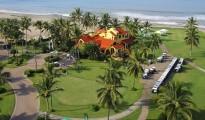 -Aerial View of Estrella Del Mar Golf Casa Club in Mazatlan Mexico
