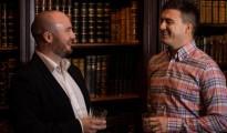 Ross Davidson and Michael Ballantyne (3)