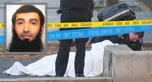 Uzbek terrorist