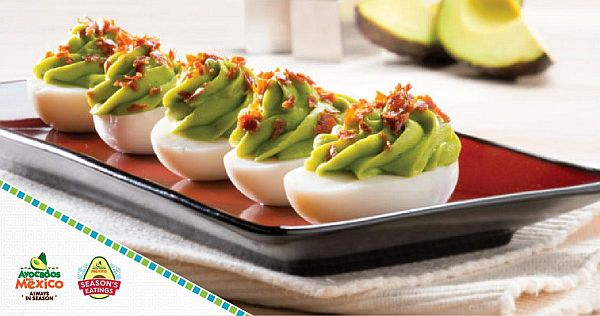 Smashing them into guacamole is just one of the infinite ways you can put Avocados From Mexico to good use. Click HERE for recipes that will take your mastery of this delicious green fruit to the next level. (Photo: Avocados from Mexico)