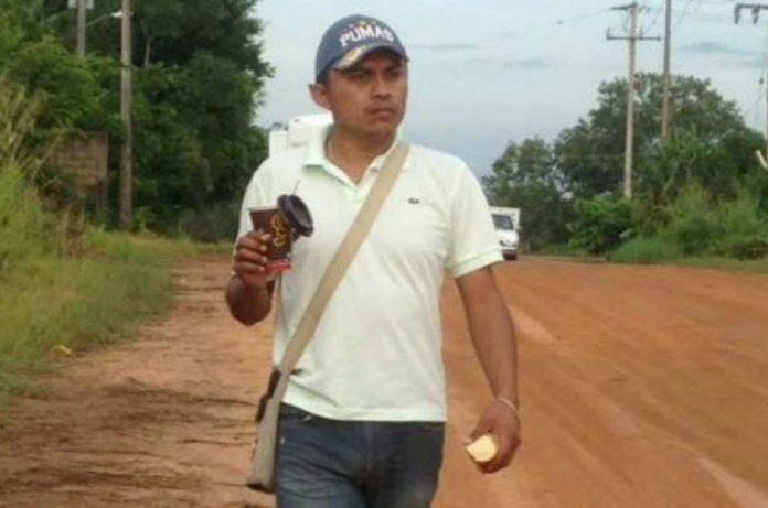 Gumaro Pérez Aguilando (Photo: Proceso)