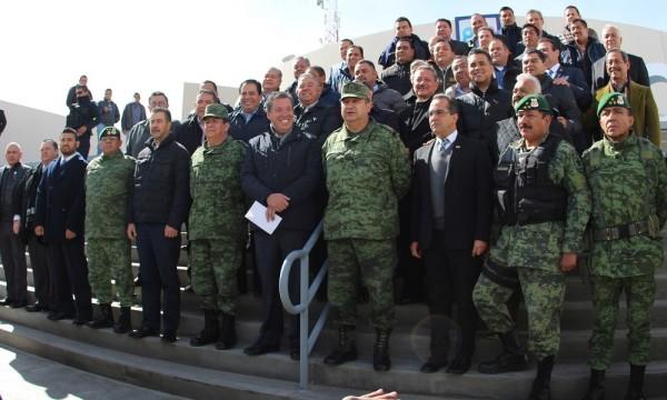 Miguel Márquez militares