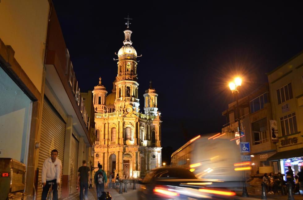 Templo de San Antonio en Aguascalientes (foto: minube.com)