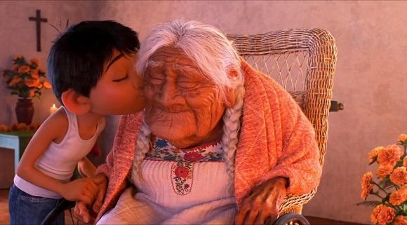 coco grandmother