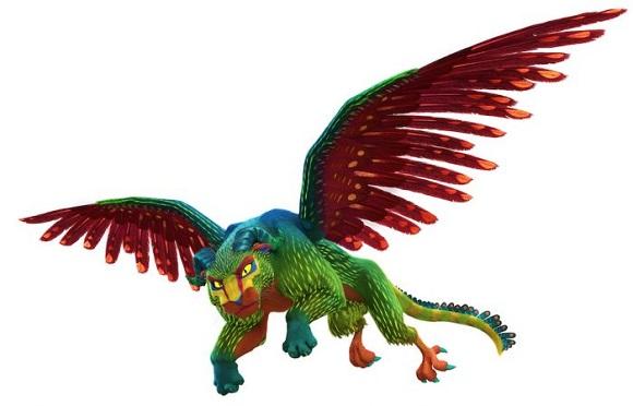 coco spirit animal