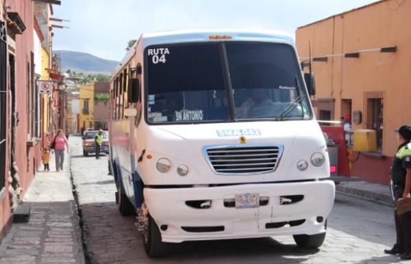 public transport SMA