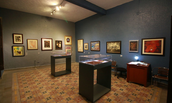 The Iconographic Museum of Quijote has being undertaking a new project in its path as a cultural center: The MIQ Gallery. (Photo: am.com.mx)