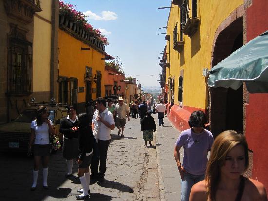 Calle Cuna de Allende. (Photo: TridAdvisor)