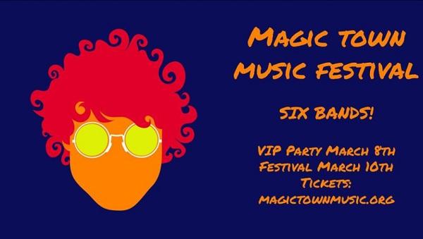 magic town music fest