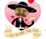 mexican valentines