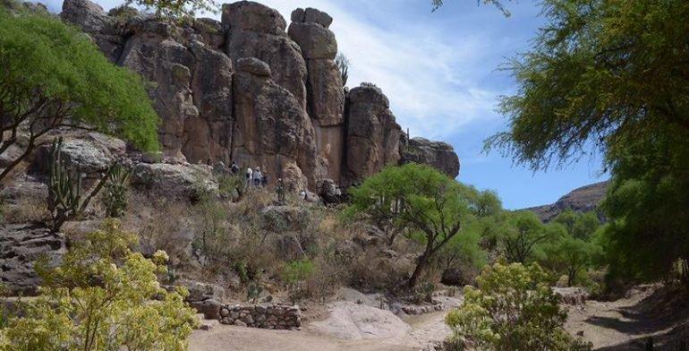 Arroyo Seco Qro