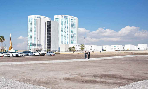 The hotel would be similar to the one in Querétaro, which is being built with an investment of 40 million in a 280-room building. (Photo: am.com.mx)
