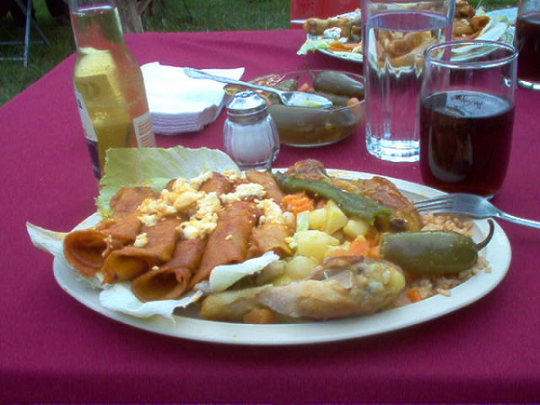 The Culture Trip offers a list of places to eat in San Miguel de Allende with a brief description of each of them. If you're visiting SMA, you should visit one of these. (Photo: Commons Wikipedia)