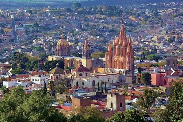 Invest in San Miguel de Allende, invest in a dream. (Photo: arquitecturastu.com)