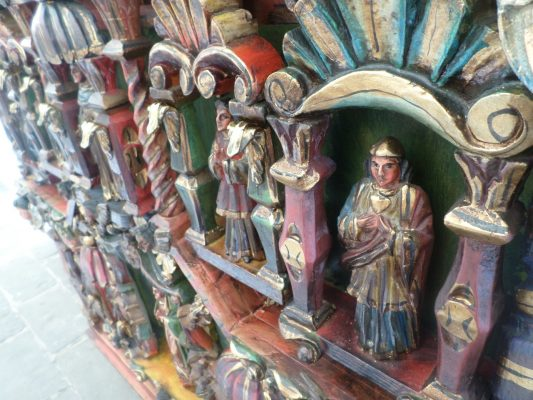 Wood carving contest to take place in Apaseo el Alto. (Photo: OEM)