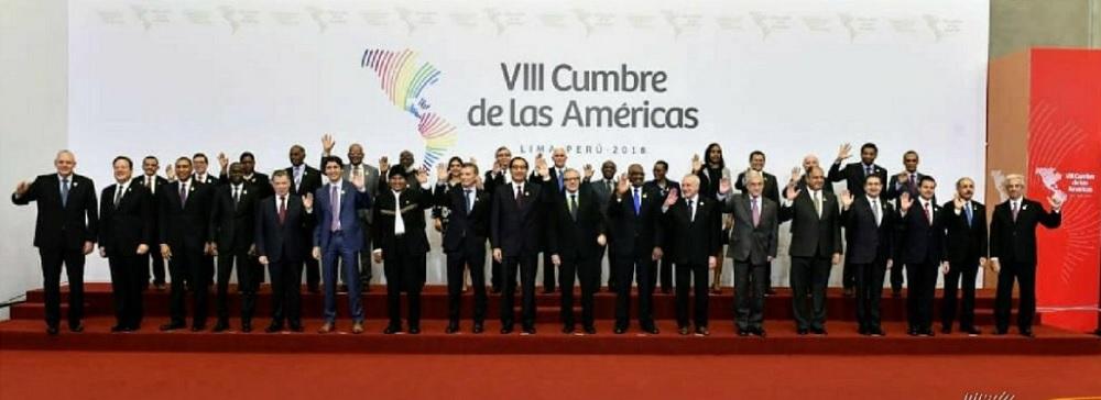cumbre americas