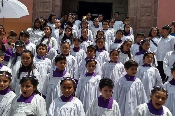 Kids choir (Photo: Joseph Toone)