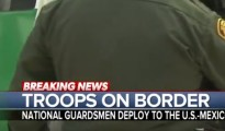 troops to border