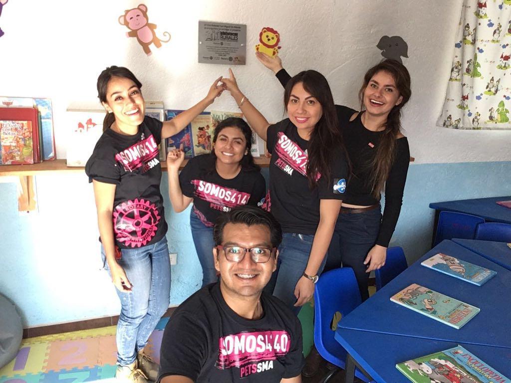 Rotaract SMA 1