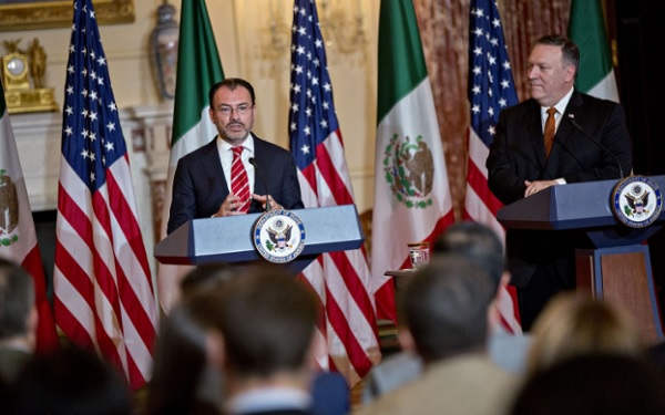videgaray in the US