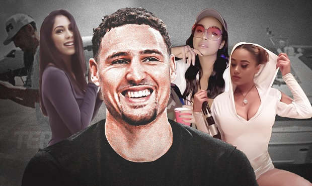 Klay Thompson charters plane to Cabo full of IG models