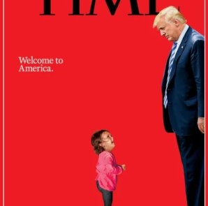 time cover trump welcome to america