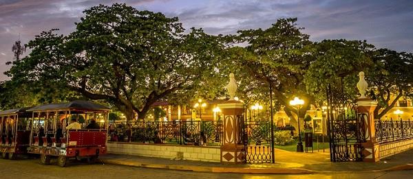 Downtown Campeche (Photo: Mexico Desconocido)