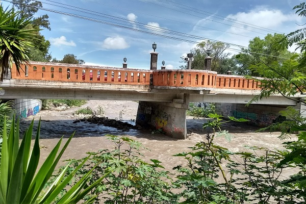 fabrica bridge flooding