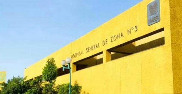 IMSS Hospital de Zona Num. 3 in San Juan del Rio (El Imparcial)
