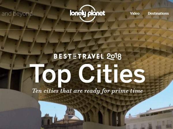lonely planet top 10 cities